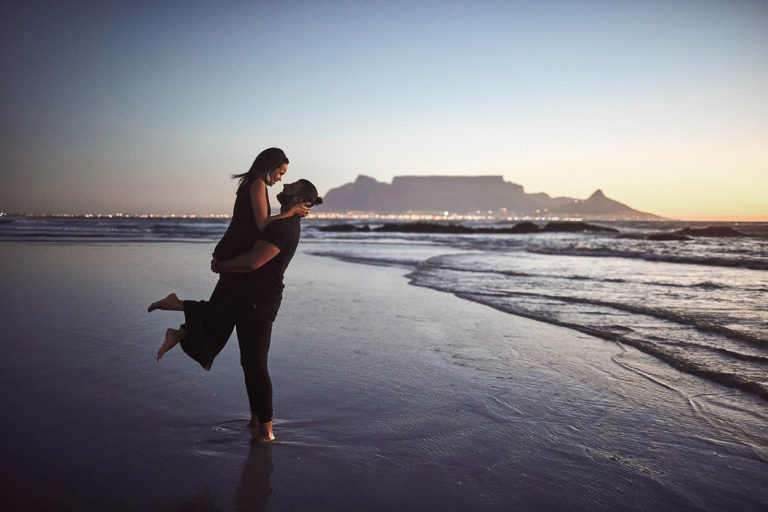 Couple Shooting Chelsea & Ryle in Cape Town